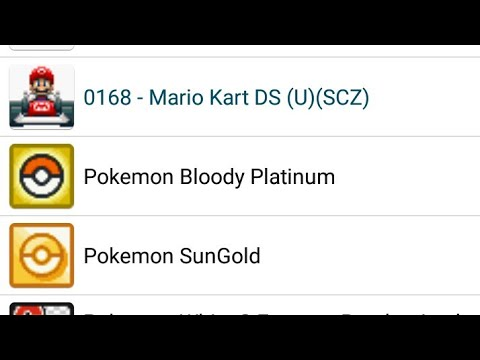 How To Download Any Ds Game For Free On Android 2018