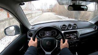 Suzuki vitara POV test drive