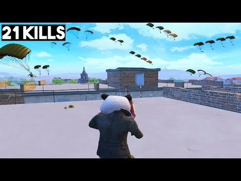 WHEN EVERYONE DROPS YASNAYA! | 21 KILLS SOLO vs Squad | PUBG Mobile