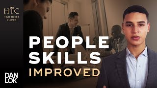"Sales Training: ""People Relationship Skills Improved Dramatically"" - HTC Testimonial"