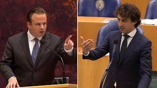 ★ Alexander Kops vs Jesse Klaver: ''U wilt de boeren de nek omdraaien!'' ★ 17-10-2019 HD