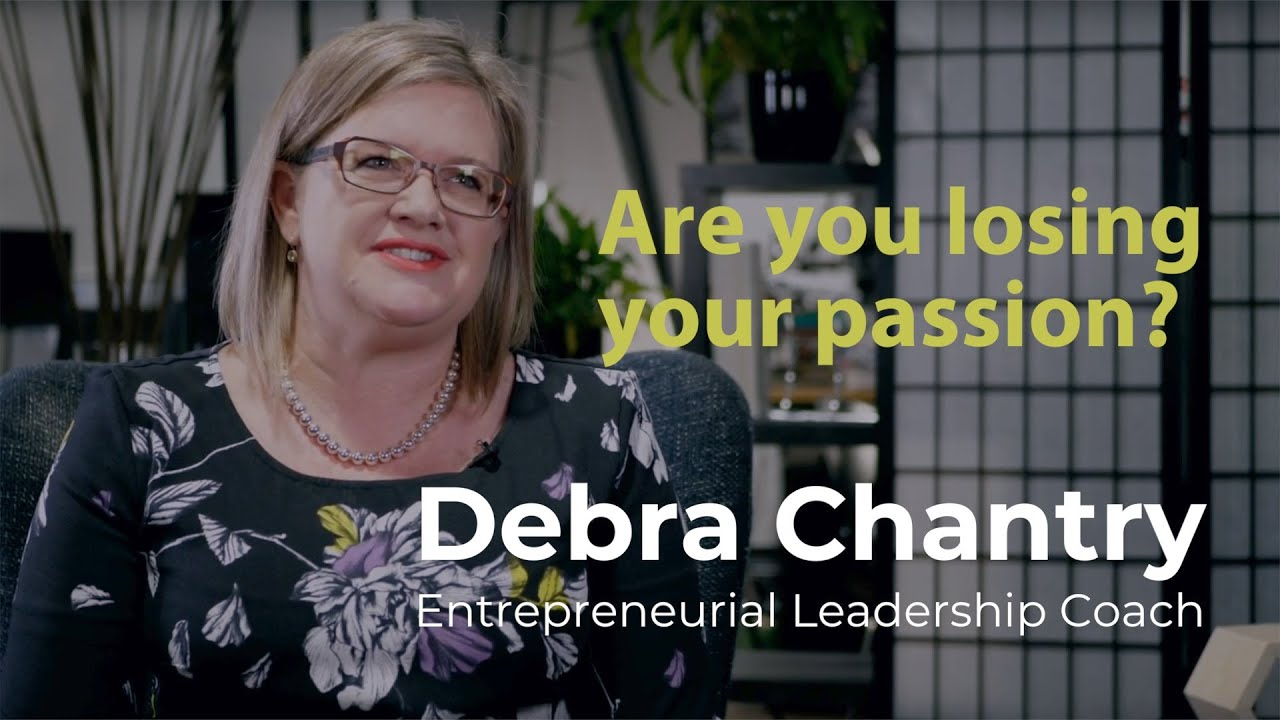 Are you losing your passion?