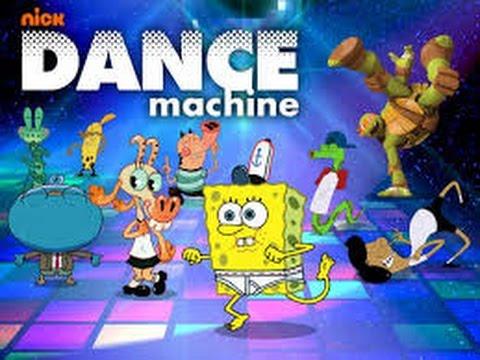 Nickelodeon: Dance Machine - Nick Games