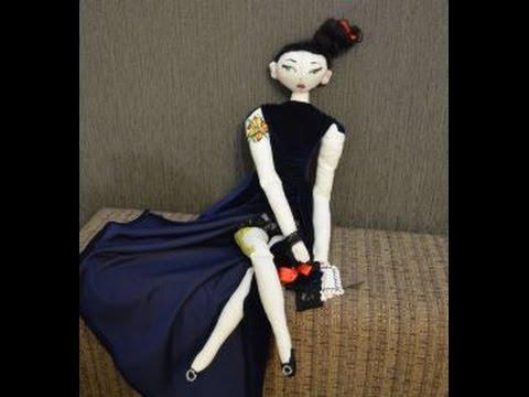 Куклы из носков чулков своими руками