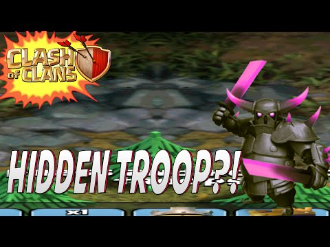 Clash of Clans - HIDDEN TROOP AND OTHER IMAGES | EP #1 |