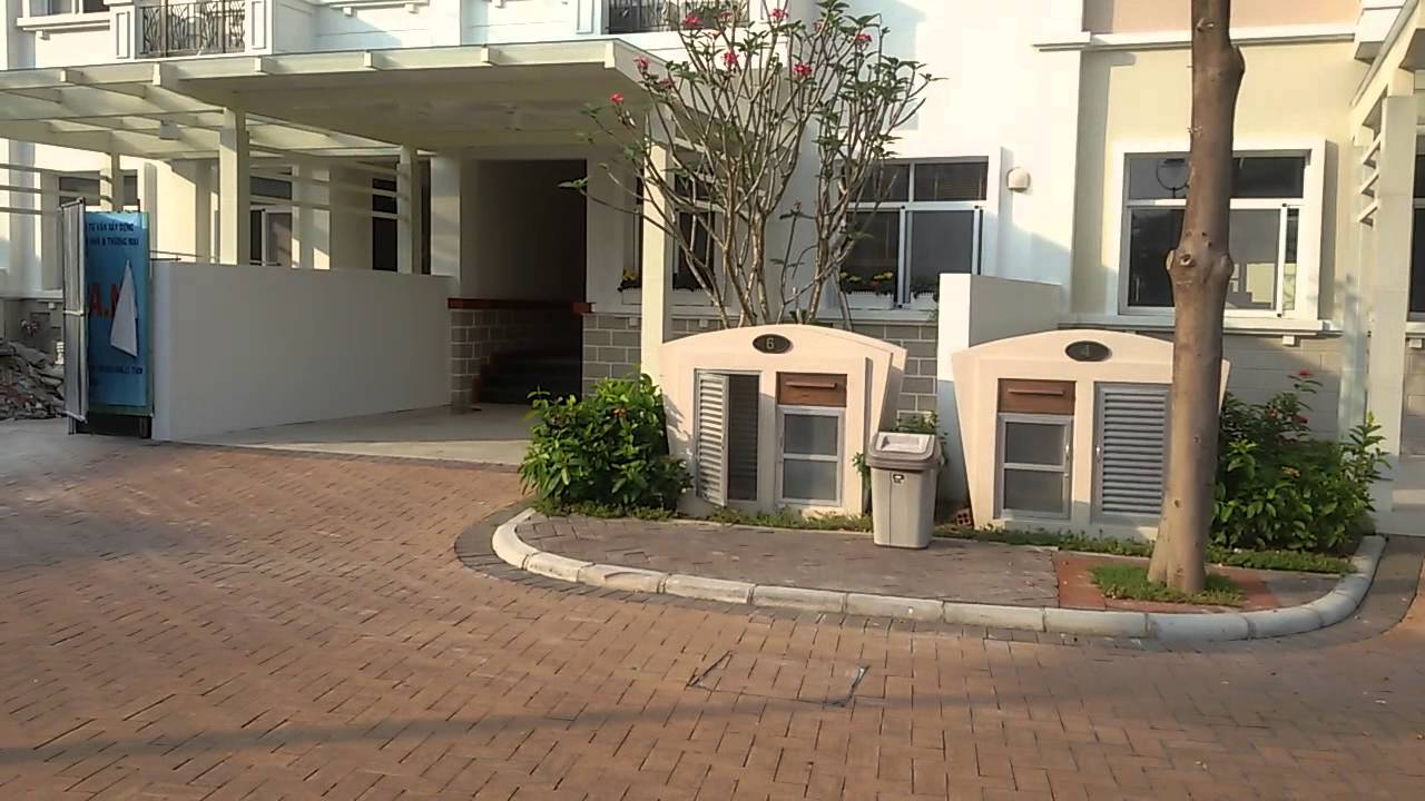 Biệt thự Chateau khu Phú Mỹ Hưng quận 7 Hồ Chí Minh cho thuê