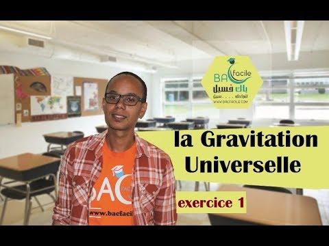 cours seconde/ ch8: la gravitation universelle/ force d ...