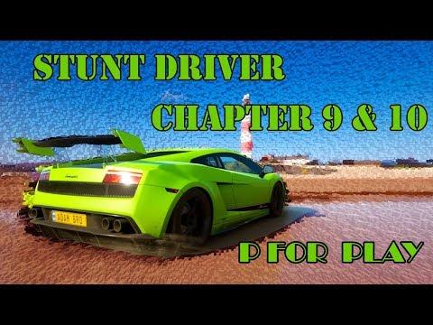 Forza Horizon 4 | STUNT DRIVER Story Chapters 9 & 10 | MALAYALAM GAMEPLAY | P FOR PLAY thumbnail