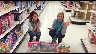 TARGET DEALS! (Board Games, Paper Products, Home & MORE!) | Deal Shopping with Collin & Amanda