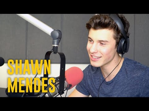 Shawn Mendes Talks In My Blood, Fan Conspiracies And More!