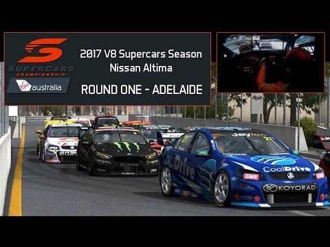 2017 V8 Supercars - Adelaide AMS