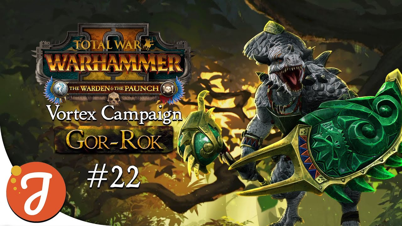Liberating The Sun & Moon | Gor-Rok Campaign #22 | Total War: WARHAMMER II