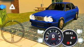 Driving School Classics Blue Sport Car Bmw - Best Android Gameplay