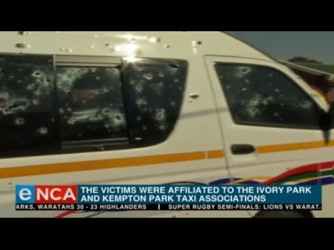 KZN taxi massacre