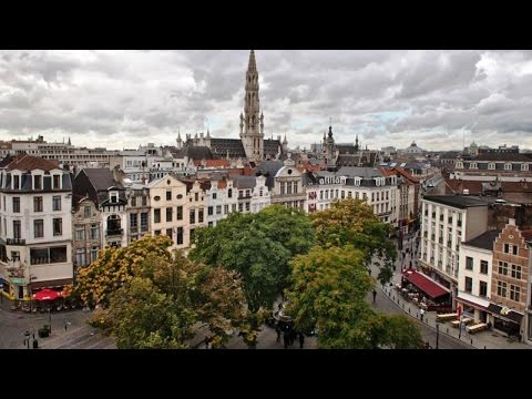 Top10 Recommended Hotels in Brussels Centre, Belgium