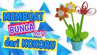 Download Video DIY Kokoru Paper - Membuat Bunga dari kertas kokoru Part 1 MP3 3GP MP4