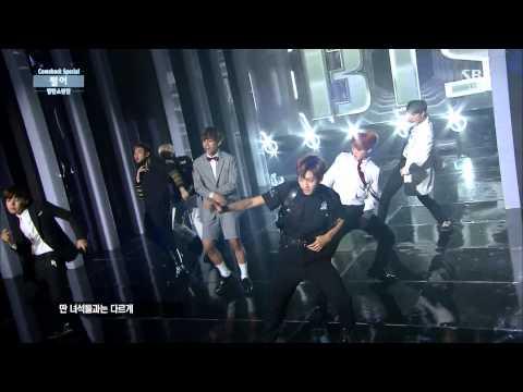 (Comeback Special) 방탄소년단(BTS) - 쩔어 @인기가요 Inkigayo 20150628