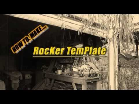 How to make a surfboard rocker template youtube pronofoot35fo Images