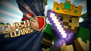 """CLASH OF CLANS! """"BIG ATTACK!!!"""" (Minecraft Roleplay Adventure) [14]"""