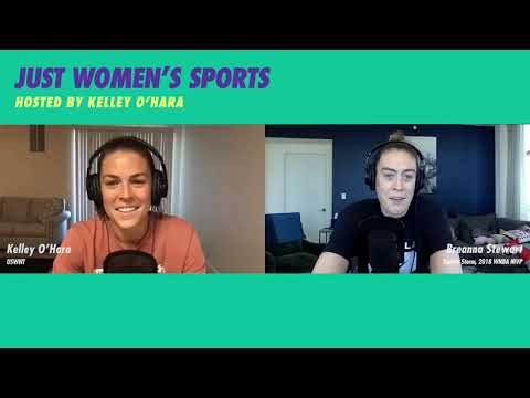 Just Women's Sports Podcast - Breanna Stewart Looks Back At Her ...