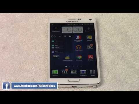 My Galaxy Note 4 is Running Slow ... How to Speed It Up​​​ | H2TechVideos​​​