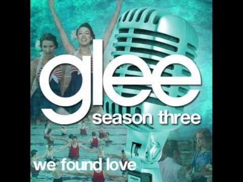 Glee - We Found Love (Acapella)