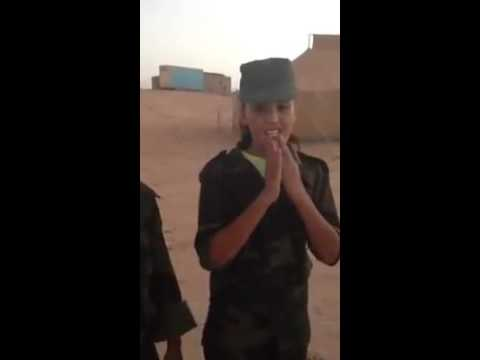 Child soldiers in Polisario camps