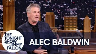 Alec Baldwin on His Epic Twitter Feud with President Trump
