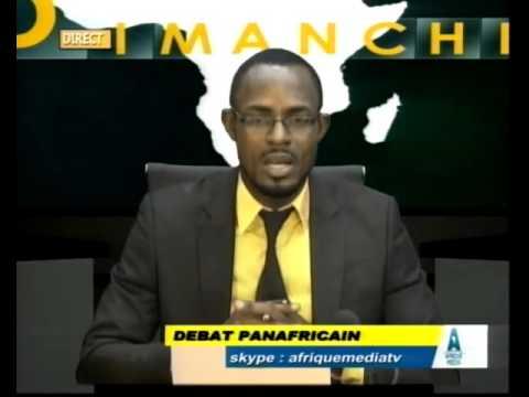 Le Débat Panafricain du 10 Avril 2016 - Panafricanisme-Internationale