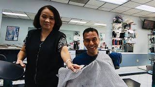 RS 1000 HAIRCUT | Indians Lifestyle In USA | Hindi Vlog | Indian Youtubers USA | This Indian