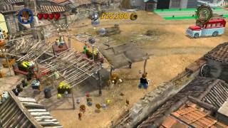 LEGO Indiana Jones 2 HD gameplay