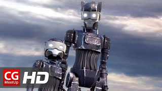 "CGI Animated Short Film HD: ""RUST Short Film"" by Matthieu Druaud"