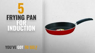 Top 10 Frying Pan For Induction [2018]: Pigeon Special Induction Base Non-Stick Fry Pan, 24cm