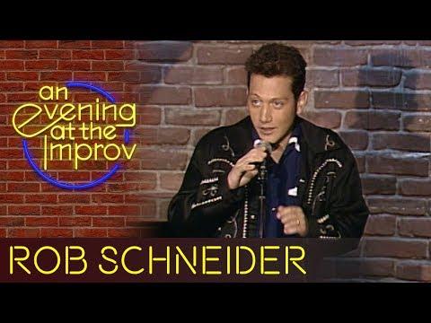 Rob Schneider  An Evening at the Improv