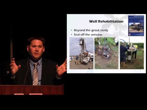 Ryan Chapman, wellhead protection coordinator, Nebraska Department of Environmental Quality