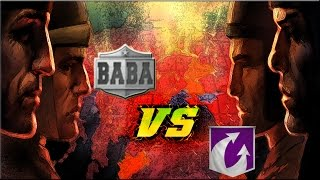 World of Tanks Clan Wars - BABA vs [-NT-] // Object 261 // Easy Win