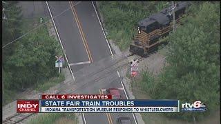 State Fair Train troubles