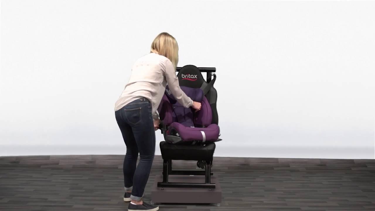 Evolva 1-2-3 sl sict car seat | britax römer.