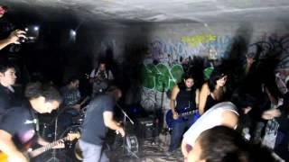 Chavos Estopa en Barrio Bajero 2014 (canción 2)