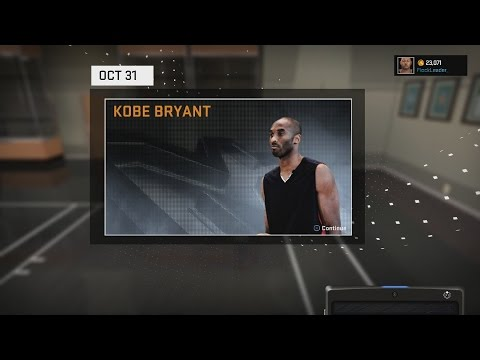 NBA 2K16 CONNECTIONS: KOBE BRYANT
