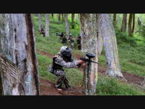 PAINTBALL DI PANGALENGAN WITH AB ADVENTURE