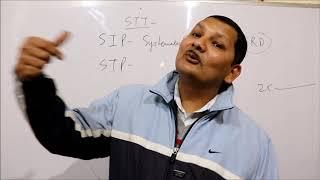 Mutual fund- SIP, SWP, STP ,  for JAIIB/CAIIB/Bankers by Kamal Sir