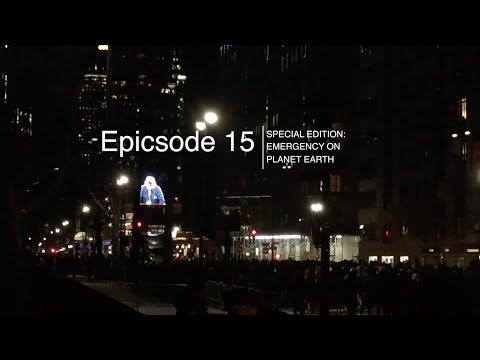 epicsode 15 - special edition: emergency on planet earth