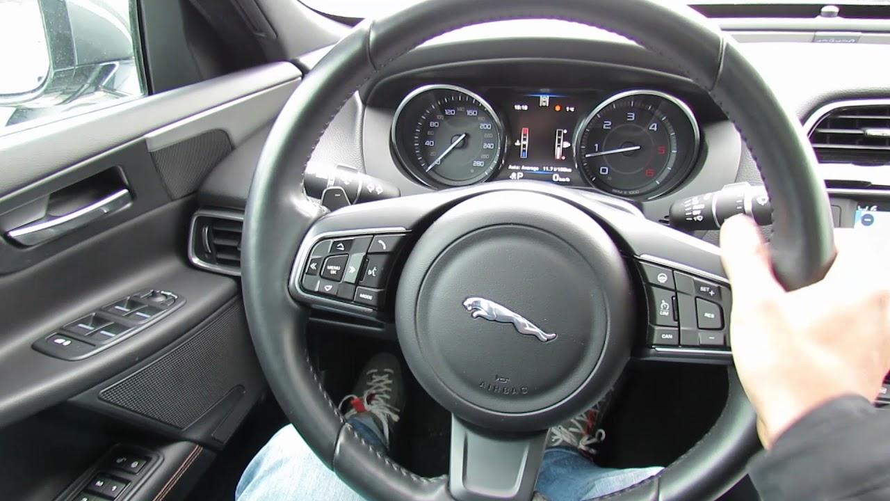DEMENTIAL: Masina care se devalorizeaza la fel cum se conduce. Jaguar XE 2015 + POV la SKY Motors