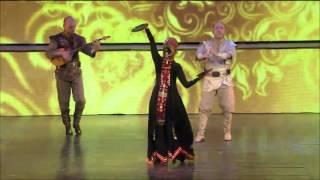 Башкирский танец \Хан кызы\