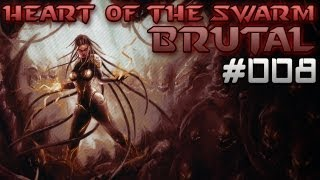 StarCraft 2 Heart of the Swarm: There will be no Peace #008