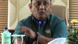 Gubernur Gorontalo : Stop Rapat di Hotel