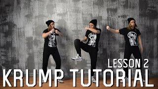 Krump Tutorials | Lesson 2 - Chest Pop