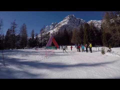 Championnats Suisses U14-U16 / La Fouly / relais (19.02.2017)