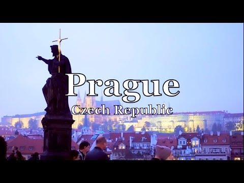 Prague & Čseký Krumlov, Czech Republic || Travel VLOG